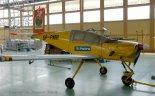 """Drugi prototyp PZL-126P """"Mrówka 2001"""" (SP-PMB). Wojskowa Akademia Techniczna, 22.06.2011 r. (Źródło:www.airfoto-zj.pl)."""