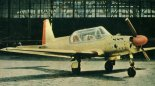 "Samolot szkolno- treningowy PZL M-4P ""Tarpan"". (Źródło: Skrzydlata Polska nr 21/1963)."
