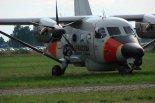 """PZL M28-05 """"Skytruck"""" z Morskiego Oddziału Straży Granicznej.  (Źródło: Copyright Jan Wiech)."""