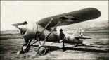 PZL P-11/II, drugi prototyp samolotu myśliwskiego. (Źródło: archiwum).