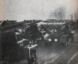 """BM-13 """"Katiusza"""" w słuzbie Ludowego Wojska Polskiego. (Źródło: Modelarz nr 5/1965)."""