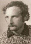 Jarosław Rumszewicz. Zdjęcie z lat 1970-tych. (Źródło: Copyright Jarosław Rumszewicz).