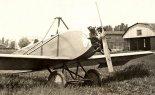 Przód kadłuba samolotu JD-2. (Źródło: forum.odkrywca.pl).