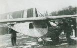 RWD-2 podczas IV Krajowego Konkursu Samolotów Turystycznych, 1931 r. (Źródło: Przegląd Lotniczy Aviation Revue nr 2/2000).