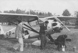 Samolot w zmodernizowanej wersji RWD-6 bis. (Źródło: Jan Rychter - Fotografia-  http://photo.rychter.com/).