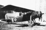 """Samolot RWD-14 """"Czapla"""" w barwach lotnictwa wojskowego Rumunii. (Źródło: archiwum)."""