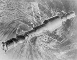 Stacja kosmiczna Salut-6. (Źródło: archiwum).