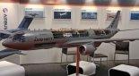 Model samolotu transportowego lub latającej cysterny Airbus A330 MRTT  prezentowany na MSPiO 2011 r. (Źródło: Copyright Tomasz Hens).