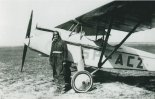 Sido S-1 podczas IV Krajowego Konkursu Samolotów Turystycznych, 1931 r. (Źródło: Przegląd Lotniczy Aviation Revue nr 2/2000).