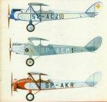 Barwy samolotu Sido S-1. (Źródło: Technika lotnicza i Astronautyczna nr 7/1988).