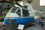 """Śmigłowiec SM-2 w zbiorach Muzeum Lotnictwa Polskiego w Krakowie. (Źródło: Varga Attila via """"Wikimedia Commons"""")."""