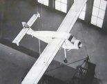 """Model samolotu TS-17 """"Pelikan"""". (Źródło: via Konrad Zienkiewicz)."""