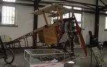"""Samolot myśliwski Sopwith F1 """"Camel"""" w zbiorach Muzeum Lotnictwa Polskiego w Krakowie. (Źródło: Copyright Łukasz Sambor- """"Militarne Podróże"""")."""