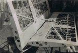 Skrzydło przed opłótnieniem. 16.03.1973 r. (Źródło: via Sebastian Pędziak).
