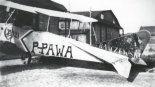 Samolot Albatros B.II zakupiony przez Pawła Zołotowa po remoncie i otrzymaniu rejestracji nr 21- P-PAWA. (Źródło: Militaria Wydanie Specjalne nr 4 (62)/2018).