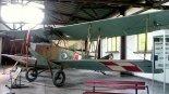 """Samolot rozpoznawczy i szkolny Albatros B-II w zbiorach Muzeum Lotnictwa Polskiego w Krakowie. (Źródło: Daniel Delimata via """"Wikimedia Commons"""")."""