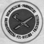Logo Przedsiębiorstwa Produkcyjno-Doświadczalnego Szybownictwa PZL Bielsko. (Źródło: Skrzydlata Polska nr 45/1978).