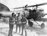 Samolot rozpoznawczy Albatros C-XII z 6 Eskadry Wywiadowczej. (Źródło: archiwum).
