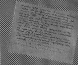 Reprodukcja notatki odręcz¬nej konstruktora, mówiąca o tym, że w 1927 r. Tański zbudował 4 modele doświadczalne dla studiowa¬nia lotu pionowego. (Źródło: via Barbara z Tańskich Brachacka – Skrzydlata Polska nr 1/1957).