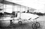 Gondola kadłubowa samolotu Voisin I  (Voisin Typ LA). (Źródło: archiwum).