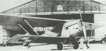 """Samolot rajdowy Amiot 123GR2 z 1928 r. (Źródło: Glass A., Bączkowski W. """"Samoloty słynnych przelotów 1925- 1932"""". Wydawnictwa Komunikacji i Łączności. Warszawa 1990)."""
