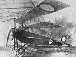S.Z.-2 (WZ-IV) na Mirze w listopadzie 1916 r. (Źródło: archiwum).
