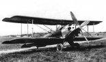 """Czwarty egzemplarz samolotu CWL WZ-X/IV, napędzany silnikiem gwiazdowy Gnôme- Rhône """"Jupiter 9A"""". (Źródło: Archiwum)."""