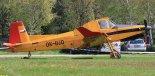"""Samolot w wersji Zlin Z-37T """"Agro Turbo"""". (Źródło: Alan Lebeda via """"Wikimedia Commons"""")."""