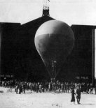 """Balon """"Poznań"""" typu WBS E2. (Źródło: archiwum)."""