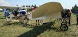 Kopia samolotu pionierskiego Blériot-XI wykonana przez Pawła Zołotowa. Obecnie eksponat Muzeum Lotnictwa Polskiego w Krakowie. <br /> (Źródło: Copyright Jarosław Chęciński- www.aerospotter.com/cms/).