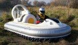 """Poduszkowiec rekreacyjno-sportowy Airslide H37 model 2012. (Źródło: """"PODUSZKOWCE AIRSLIDE"""")."""
