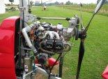 Silnik Rotax 914. (Źródło: www.brakogyro.pl).
