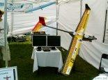 Bezpilotowy aparat latający Retribution. (Źródło: Copyright  SAE Aerodesign).