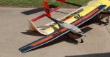 Bezpilotowy aparat latający Mini (2008) nr 320. (Źródło: Copyright  SAE Aerodesign).