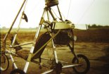 Konstrukcja wózka i układu napedowego. (Źródło: archiwum Zbigniew Kmin).