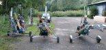 Motolotnie i wiatrakowce zbudowane przez Mariana Górniaka. (Źródło: Copyright Marian Górniak).