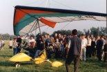 """Lotnia """"Libre 2"""" zastosowane jako skrzydło motolotni MOTO-2GT. (Źródło: Copyright Bogusław Kuśnierz)."""
