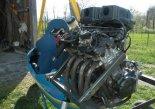Widok silnika Honda CBR. (Źródło: archiwum).
