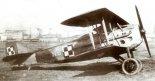 SPAD S-XIIIC1 (nr 24.33) w barwach polskiego lotnictwa wojskowego. (Źródło: archiwum).