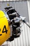 """Szczegóły konstrukcji silnika. (Źródło: Copyright Ladislav Zápařka """"LZ- przedstawiciel czeskiego przemysłu lotniczego w Polsce"""")."""