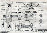 Breguet XIX, plany modelarskie. (Źródło: Modelarz nr 8/1963).