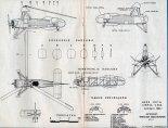 Cierva C-30A , plany modelarskie. (Źródło: Modelarz nr 7/1977).