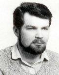Roman Czerwiński, zdjęcie z 1991 r. (Źródło: Lotnictwo Aviation International nr 1/1991).