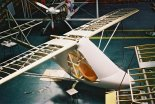 """DEKO-6 """"Whisper"""" w trakcie budowy. (Źródło: Copyright Marek Dębski)."""