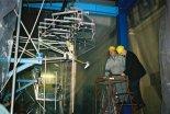 """DEKO-9 """"Magic"""" w trakcie budowy. (Źródło: Copyright Marek Dębski)."""