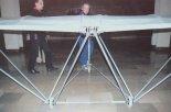 """Lotnia """"Skowronek"""". Drugi prototyp bez wieżyczki i linek. (Źródło: Henryk Doruch via """"bkb.koendu.pl"""")."""