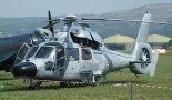 """Wojskowy wielozadaniowy śmigłowiec Aérospatiale AS 565SA """"Panther"""". (Źródło: Wikimedia Commons)."""